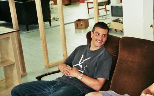 Oliver Georgiou